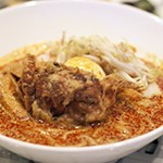 Soft-shell Crab Laksa